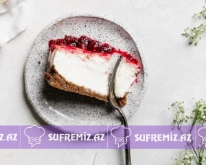 - The Ultimate Cheesecake 5 300x240 - Vişnəli Cheesecake