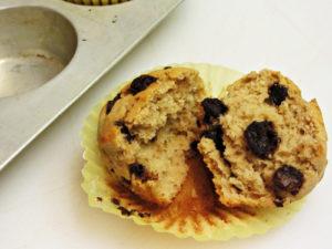 - Chocolate Chip Coffee Muffins 3 300x225 - Şokoladlı mafins